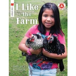 I Like the Farm (I Like to Read, Guided Reading Level A)