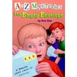 A to Z Mysteries #5: The Empty Envelope