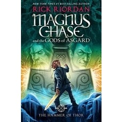 Magnus Chase and the Gods of Asgard #2: The Hammer of Thor (Hardcover)