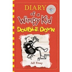Diary of a Wimpy Kid #11: Double Down (First Book Special Edition)