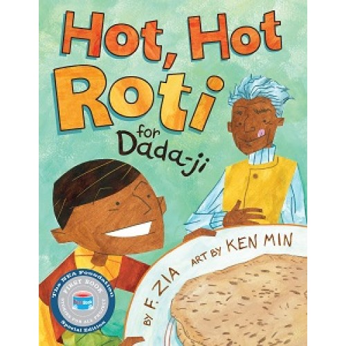 Hot Hot Roti for Dada Ji