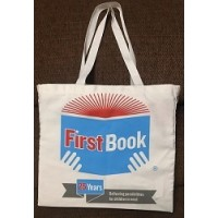 28th Anniversary First Book Tote Bag