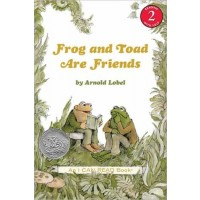 Frog and Toad Are Friends (I Can Read, Level 2) (eBook)