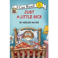 Little Critter: Just a Little Sick (My First I Can Read) (eBook)