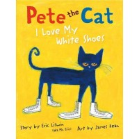 Pete the Cat: I Love My White Shoes (eBook)