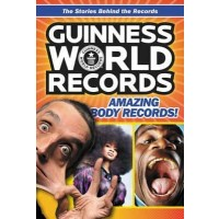 Guinness World Records: Amazing Body Records! (eBook)
