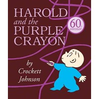Harold and the Purple Crayon (eBook)