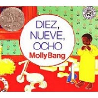 Diez, nueve, ocho (Ten, Nine, Eight, Spanish Edition)