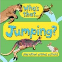 Who's That? Jumping (Board Book)