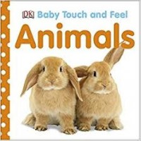 Baby Touch and Feel: Animals (Board Book)