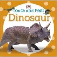 Touch and Feel: Dinosaur (Board Book)