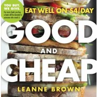 Good and Cheap: Eat Well on $4 a Day (*Carton of 36 Paperback Books)