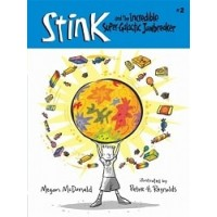 Stink #2: Stink and the Incredible Super-Galactic Jawbreaker (eBook)