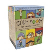 The Judy Moody Uber-Awesome Collection (72 Paperbacks)