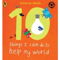 10 Things I Can Do to Help My World (*Carton of 40 Paperbacks)