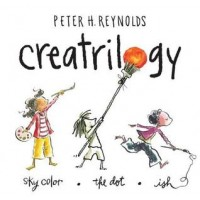 Peter Reynolds Creatrilogy Collection (36 Hardcovers)