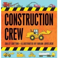 The Construction Crew Collection (42 Board Books)