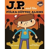 JP and the Polka-Dotted Aliens: Feeling Angry