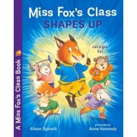 Miss Fox's Class Shapes Up