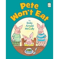 Pete Won't Eat (I Like to Read, Guided Reading Level E)