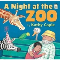 A Night at the Zoo (I Like to Read, Guided Reading Level E)