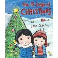The 12 Days of Christmas (Board Book)