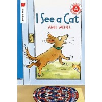 I See a Cat (I Like to Read, Guided Reading Level A)