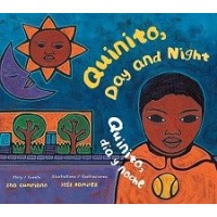 Quinito, Day and Night / Quinito, día y noche (Bilingual, English/Spanish)