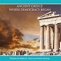 Ideas That Matter: Ancient Greece: Where Democracy Begins (*Carton of 10 Paperback Books)