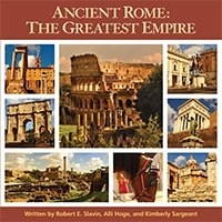 Ideas That Matter: Ancient Rome: The Greatest Empire (*Carton of 10 Paperback Books)