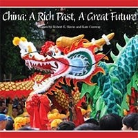 Ideas That Matter: China: A Rich Past, A Great Future (*Carton of 10 Paperback Books)