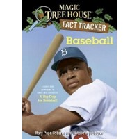 Magic Tree House Fact Tracker #37: Baseball: A Nonfiction Companion to Magic Tree House #29: A Big Day for Baseball