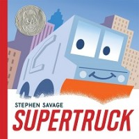 Supertruck (Board Book)