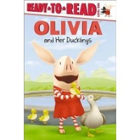 Olivia and Her Ducklings (Ready-to-Read, Level 1)