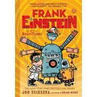 Frank Einstein #3: Frank Einstein and the BrainTurbo