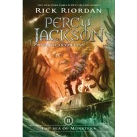 Percy Jackson and the Olympians #2: The Sea of Monsters (eBook)