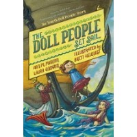The Doll People #4: The Doll People Set Sail