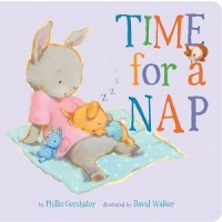 Snuggle Time Stories: Time for a Nap (Board Book)
