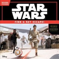 Star Wars: The Force Awakens: Finn & Rey Escape!