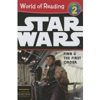 Star Wars: The Force Awakens: Finn & the First Order (World of Reading, Level 2)