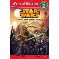 Star Wars: Rescue from Jabba's Palace (World of Reading, Level 2)