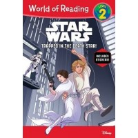 Star Wars: Trapped in the Death Star! (World of Reading, Level 2)