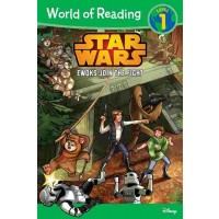Star Wars: Ewoks Join the Fight (World of Reading, Level 1)