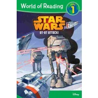 Star Wars: AT-AT Attack! (World of Reading, Level 1)