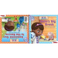 Doc McStuffins: Awesome Guy to the Rescue! / Bella's Big Break