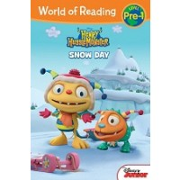 Henry Hugglemonster: Snow Day (World of Reading, Level Pre-1)