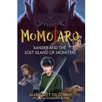 Momotaro Xander and the Lost Island of Monsters