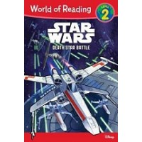 Star Wars: Death Star Battle (World of Reading, Level 2)