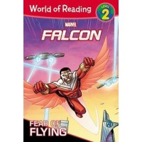 Marvel: Falcon: Fear of Flying (World of Reading, Level 2)