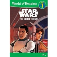 Star Wars: Finn and Poe Team Up! (World of Reading, Level 1)